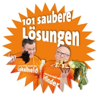 Illustration: '101 saubere Lösungen'