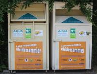 Stadt Münster Awm Wohin Mit Dem Abfall Altkleider